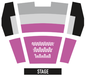 Staplin Auditorium Seating Chart