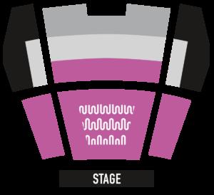 Staplin Auditorium Seating Chart