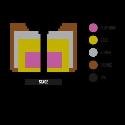 Franklin Auditorium seating chart
