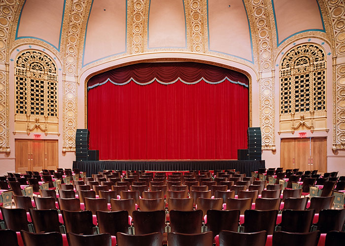 Hoyt Sherman Place auditorium