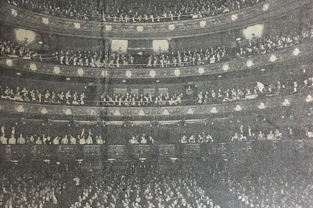 KRNT Theater 1949