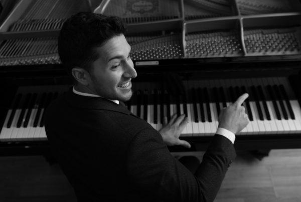 Emmet Cohen Trio featuring Houston Person