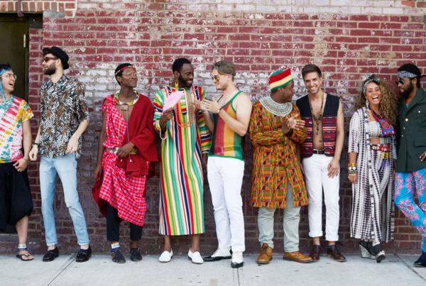 Harlem 100 featuring Mwenso & The Shakes