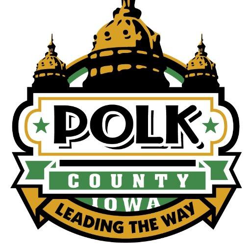 Pol County Iowa logo