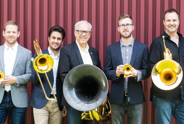 Canadian Brass: Making Spirits Bright